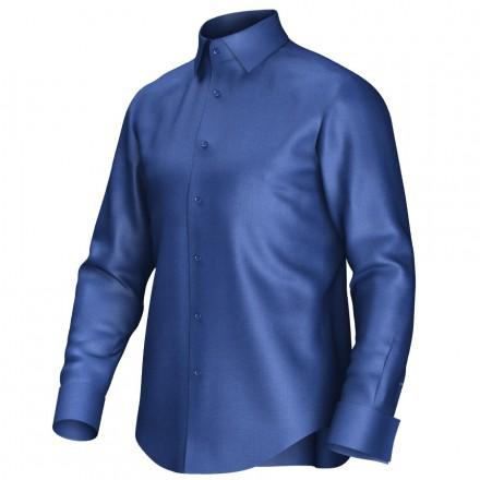 Maßhemd blau 51004